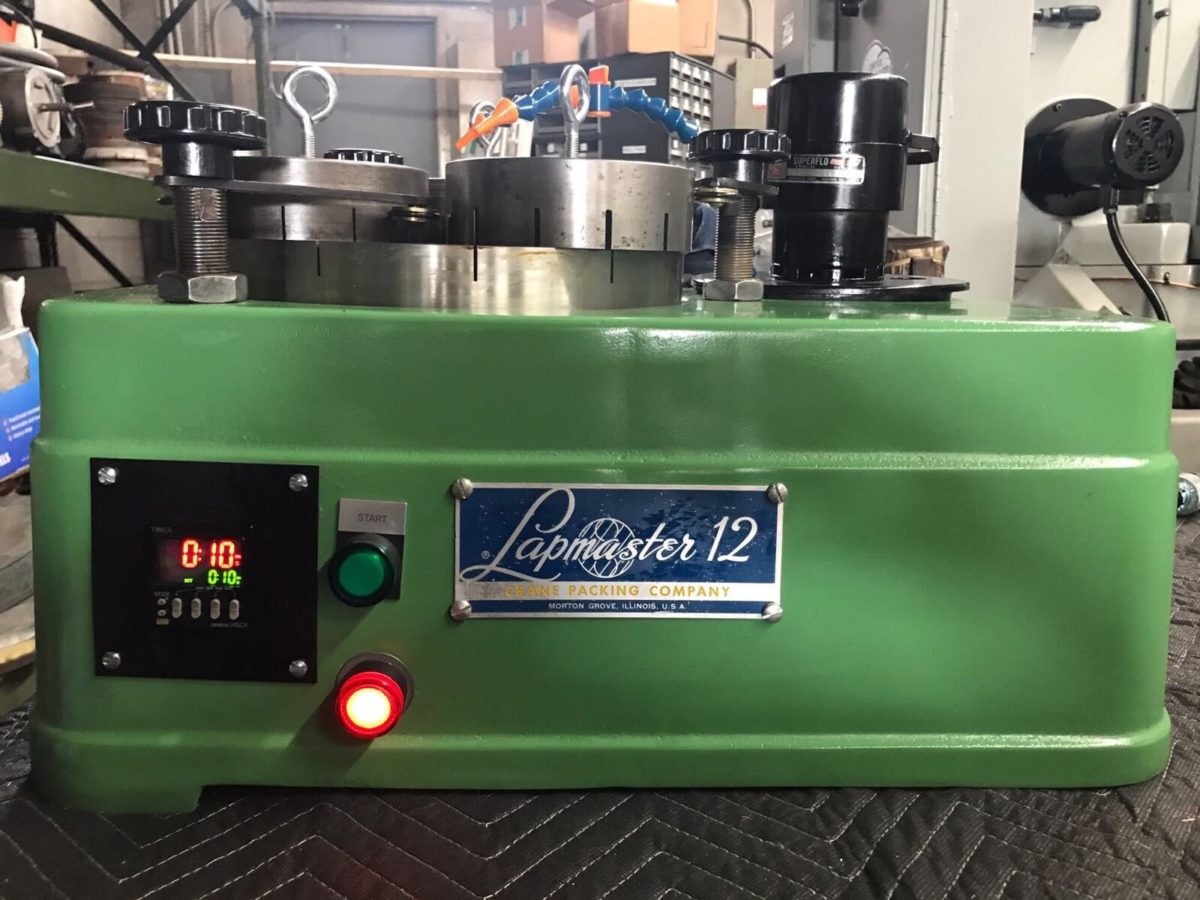 LAPMASTER 12 LAPPING MACHINE