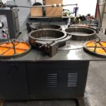 """Lapmaster 36"""" Open Face Lapping Machine"""
