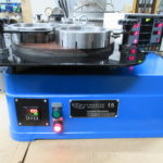 """Lapmaster 15"""" Lapping Machine w/ Copper Plate"""