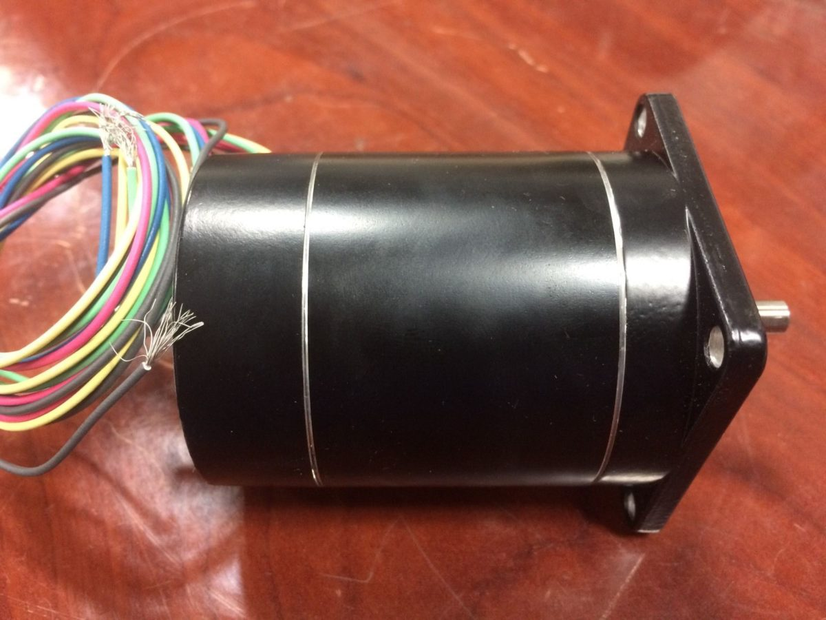 NEW ORIENTAL MOTOR VEXTA 2 PHASE STEPPING MOTOR UPH268-B