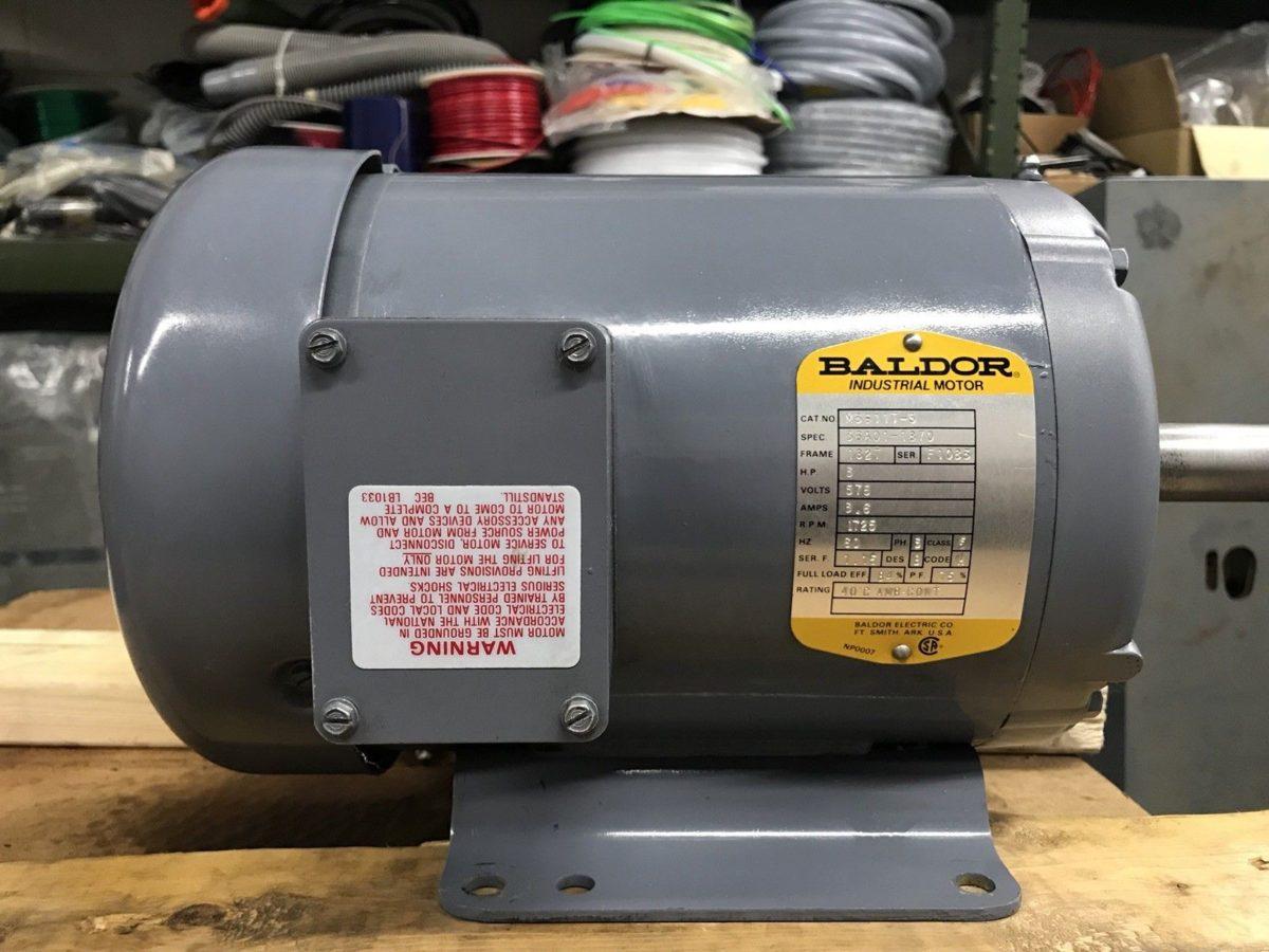BALDOR -RELIANCE M3611T-5