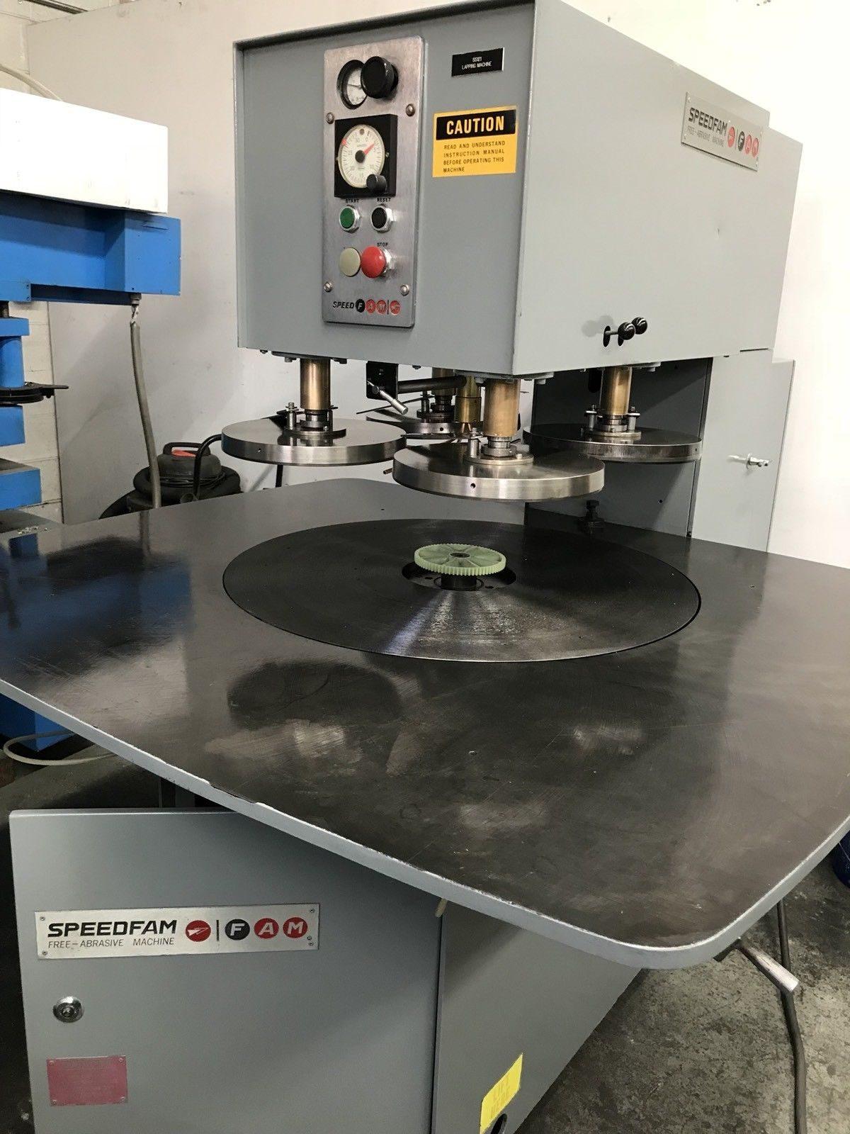 Speedfam  32″  lapping and polishing 32BTA